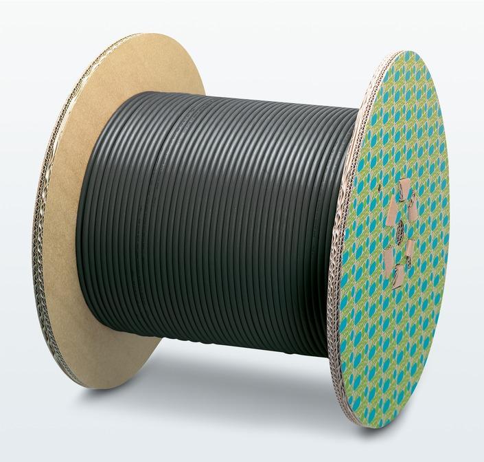 Сигнальные провода теперь и на кабельных барабанах до 500 метров