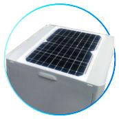 """Источником питания для паркоматов """"СЕА АП 100"""" могут служить солнечные панели"""