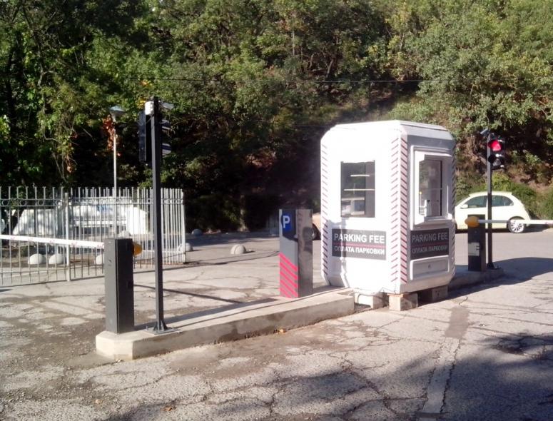 автоматический паркинг