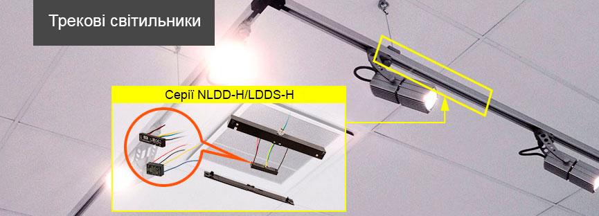 Приклад використання NLDD-H / LDDS-H