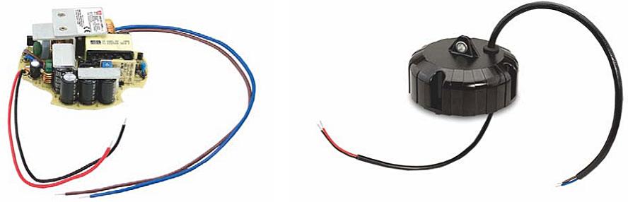 Особенностью HBG-60, присущей всей линейке HBG, является круглая форма устройства, удобная для монтажа в составе подвесных осветительных приборов high-bay.