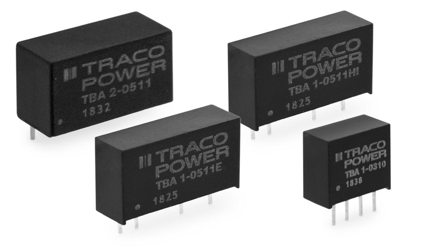 Серия TBA от TRACO POWER
