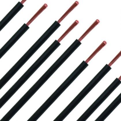 H05V-K 0,5 черный