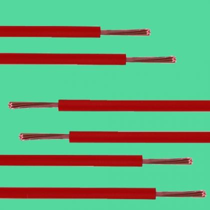 H05V-K 1,0 красный