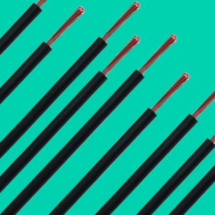 H05V-K 1,0 черный