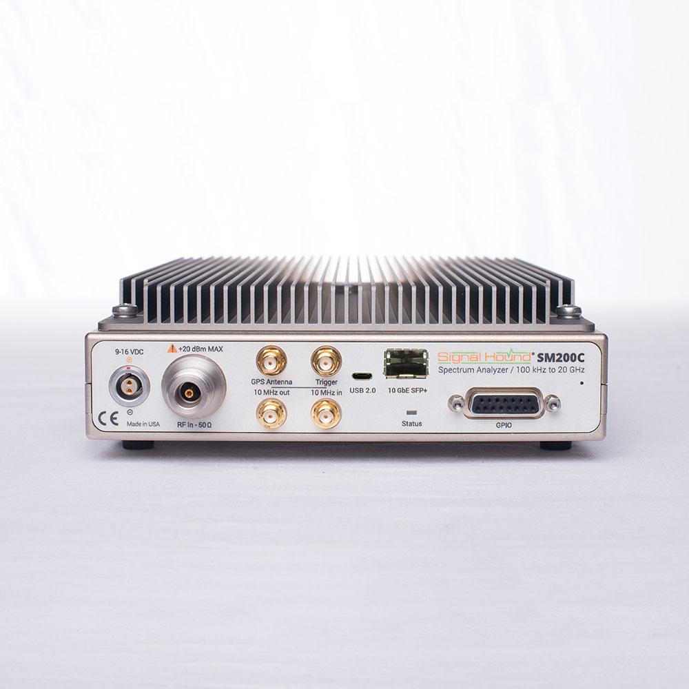 аналізатор спектру SM200C