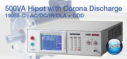 Установка для тестирования на электробезопасность Chroma 19055-C