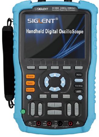 Oscilloscope SHS806