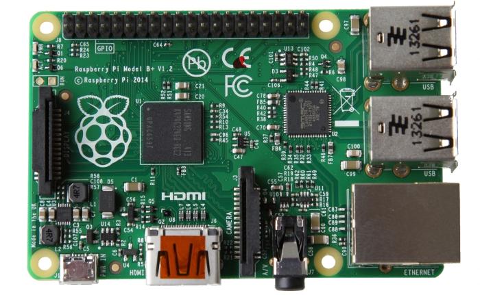 Заказать одноплатный микрокомпьютер Raspberry Pi Model B+?