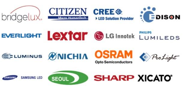 Производители светодиодов