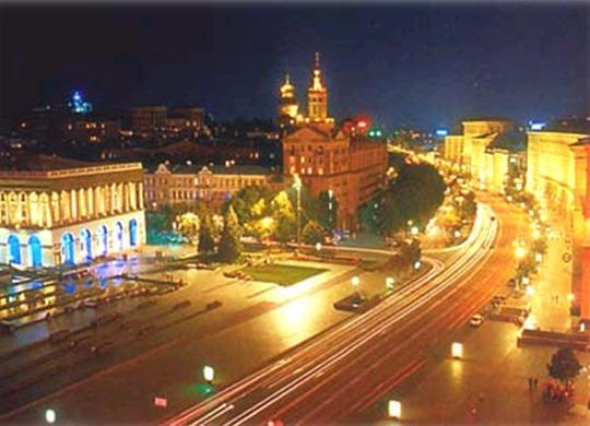 Системы управления освещением города