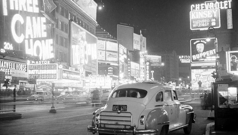 В 1968 году родился светодиодный дисплей, но рекламодатели этого не заметили