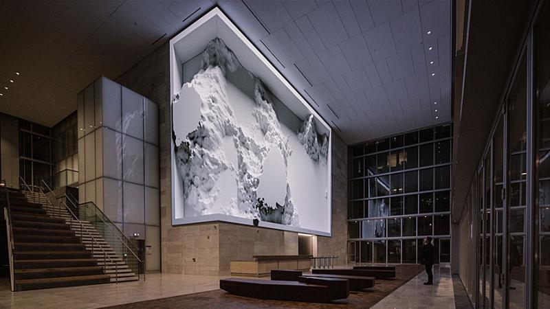 цифровые скульптуры в урбанистическом дизайн