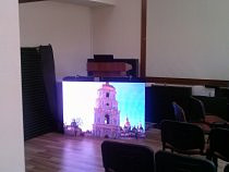Светодиодный экран Р3,81 Компании СЭА со склада в Киеве
