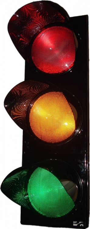 Світлофор дорожній