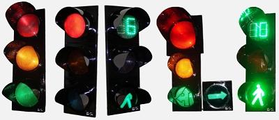 світлодіодні світлофори