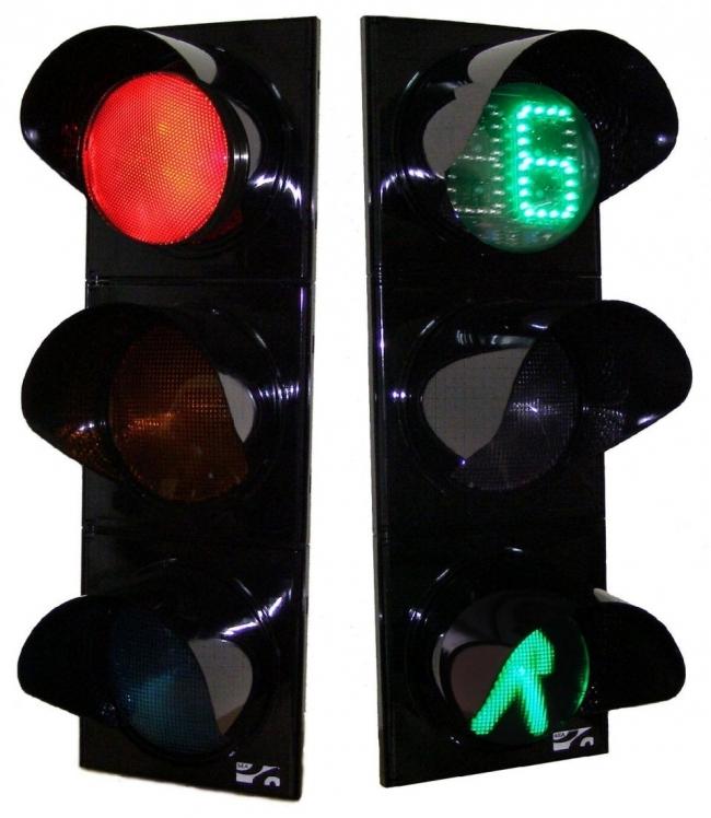Светофоры пешеходные