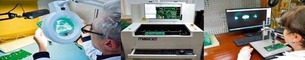 Оборудование для проверки качества паяных соединений