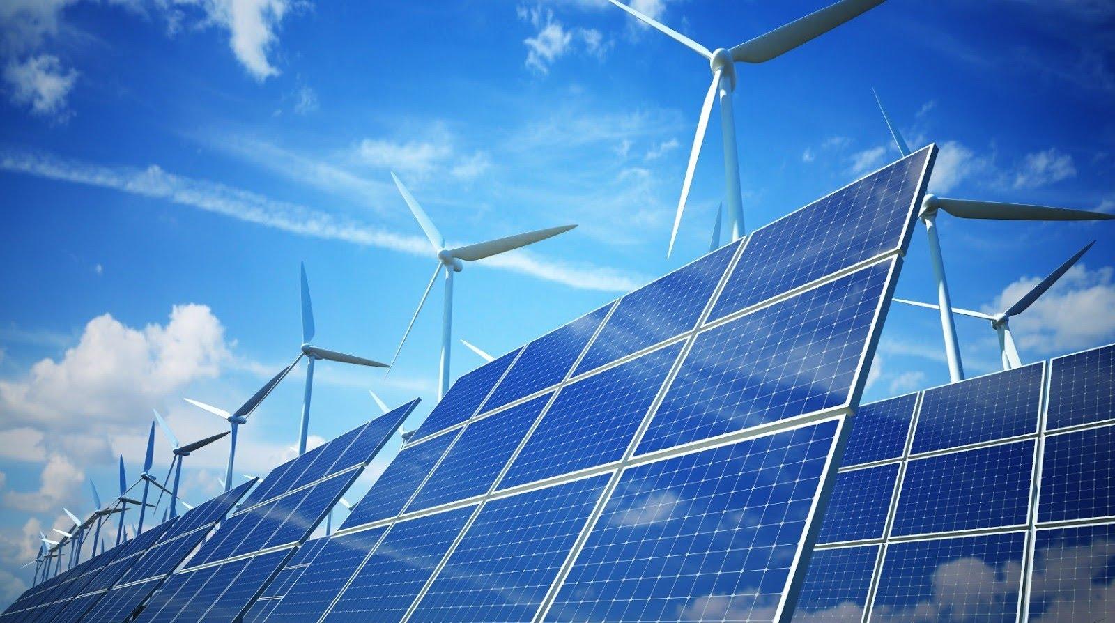 відновлювана енергетика в Україні