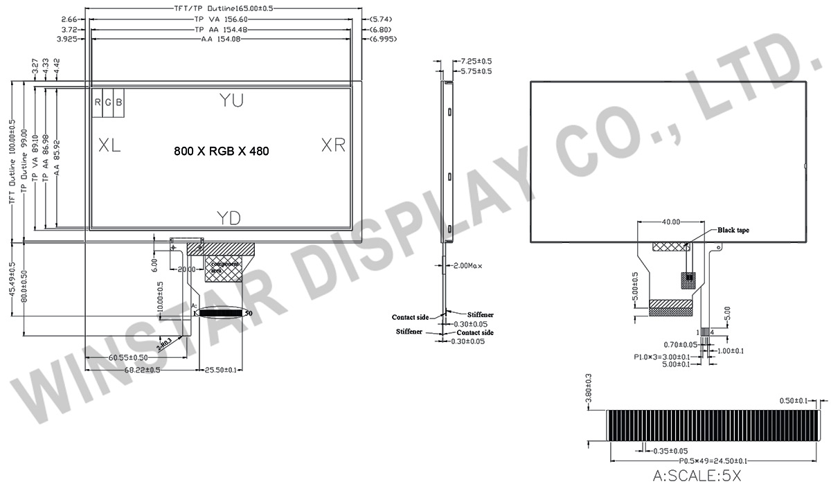 WF70A2SIAGDNT0 scheme