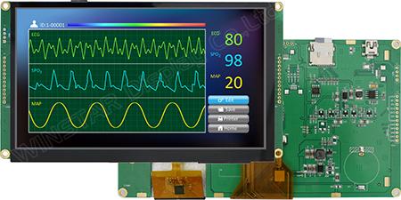 WF70M, tft, TFT-LCD, LCD дисплей