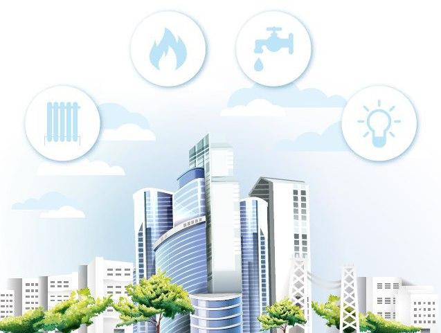 Автоматизированная система учёта и энергопотребления города