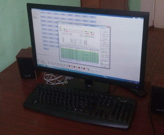 системы управления наружным освещением в бахмуте, бахмут, управления наружным освещением